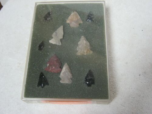 Antique # 10, 100 % Authentic, Arrow Heads, Found In New Jersey, Must See