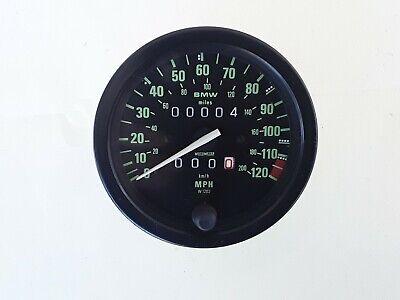 BMW R 80 GS BASIC KALAHARI SPEEDOMETER MOTOMETER GAUGE  W 1202 NEW NOS IN MPH