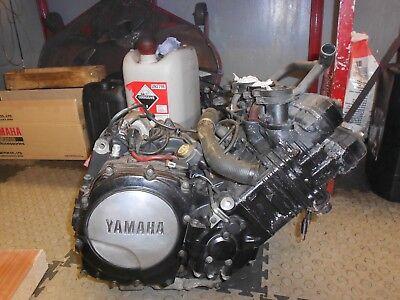 <em>YAMAHA</em> FZ750 COMPLETE ENGINE