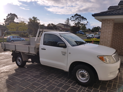 2007 Toyota Hilux - Rego until Aug 2019 Seven Hills Blacktown Area Preview