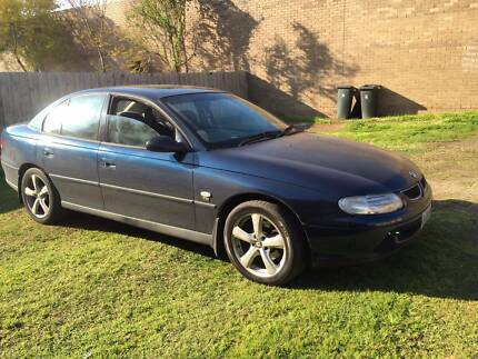 2000 Holden Commodore Ute Werribee Wyndham Area Preview