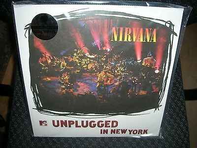NIRVANA **MTV UNPLUGGED IN NEW YORK **BRAND NEW RECORD LP VINYL