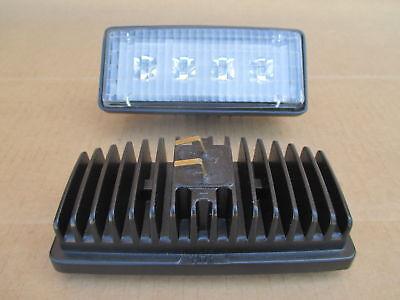 2 Led Headlights For John Deere Light Jd 4850 4955 4960 6010 6100 6110 6200 6210