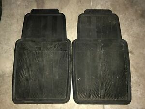 Winter mats for car, SUV or truck