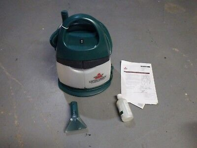 (Bissell Little Green Portable Carpet Upholstery Cleaner 1720)