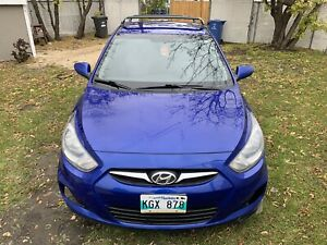 2012 Hyundai Accents Hatchback Fresh Safety