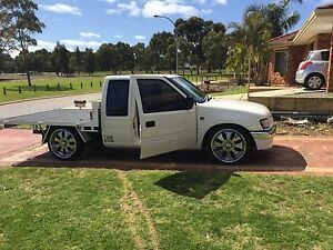 Holden Rodeo Minitruck Project Brookdale Armadale Area Preview