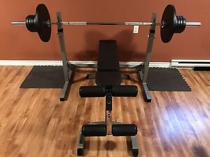 Body Solid Gym Equipment and Weights