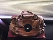 MIMCO leather/suede zip top handbag Manning South Perth Area Preview