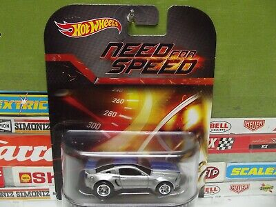 HOT WHEELS 1:64 NEED FOR SPEED 2014 CUSTOM MUSTANG, BDT87