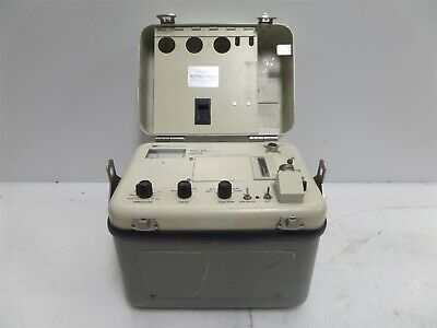 Ird Mechanalaysis Model 820 Vibrationspike Energy Analyzer W 544 Sensor As Is