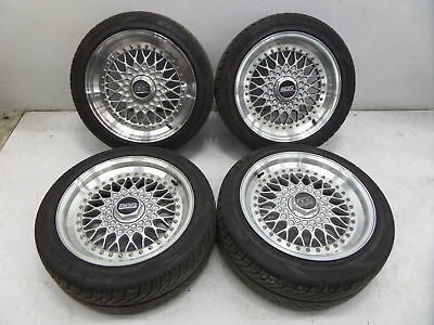 "BBS RS 16"" 7"" 8"" Wheels BMW E30 E36 M3 E34 M5 E28 E38 E24 M6 5 120 No Tires for sale  Blaine"