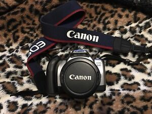 35mm Canon Rebel EOS film Camera