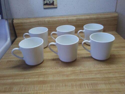 White centura cups