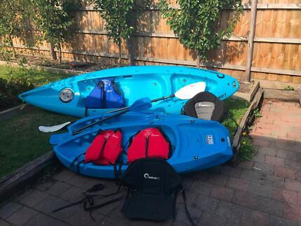 Seak Standard Kayak Backrest