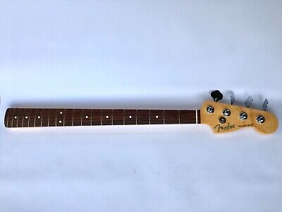Fender American Professional Precision Bass Neck USA Maple Rosewood Nice!