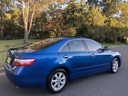 2006 Toyota Camry Grande Sedan 10Months Rego 4cyl Sunroof Blue Moorebank Liverpool Area Preview