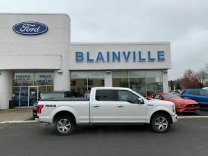 2016 Ford F-150 Cab SuperCrew 4x4 6.5 platinum