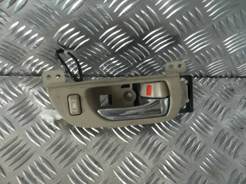 2003 LEXUS LS430 O/S/R DRIVER SIDE REAR INTERNAL INTERIOR DOOR HANDLE