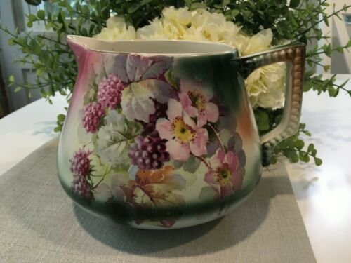 Vintage China Pitcher