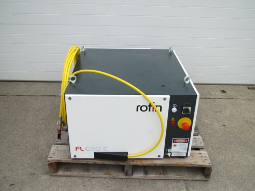 Rofin FL020C Compact 2kW Yb Fiber Laser 950-1150nm for Cutting / Welding Used