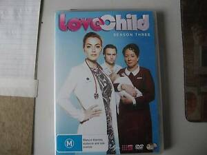 love child dvd Scoresby Knox Area Preview