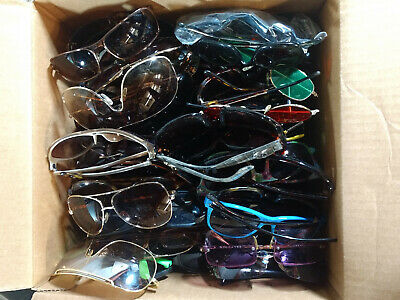 11# Lot of Misc Sunglasses Mens Womens Name Brands
