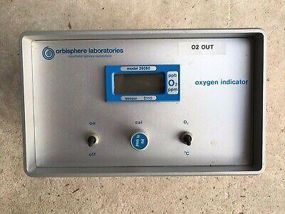 Orbisphere Dissolved Oxygen Analyzer