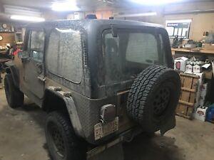 1993 Jeep yj