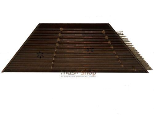 Quality 9 bridge Kharak Santoor Santour 2 Seal with a hard case and accessories