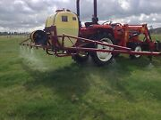 Weed and vegetation spraying New Gisborne Macedon Ranges Preview