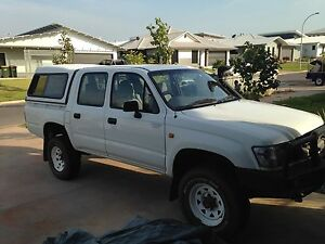 Toyota Hilux Tiwi Darwin City Preview