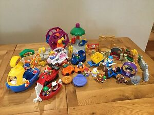 Fisher Price Little People Bulk Set Nunawading Whitehorse Area Preview