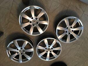 """17"""" Alloy Wheels- 5x114.3"""