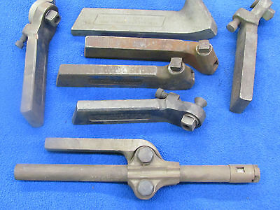 7 58 X 1 38 Old Style Lathe Tool Holders   D-0439