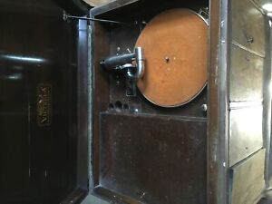 Antique record player Victor