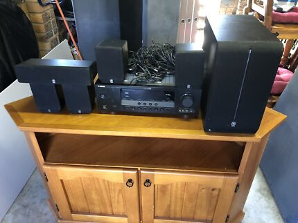 Yamaha 5.1 Sound System HTR 6130