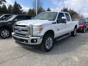 2016 Ford F-250 Lariat/SUNROOF/NAVI/LEATHER/REMOTE START