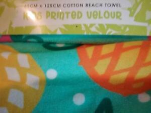 Kids unused beach towel Fremantle Fremantle Area Preview