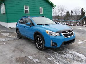 2016 Subaru Crosstrek TOP OF THE LINE! LIMITED WITH TECH - LEATH