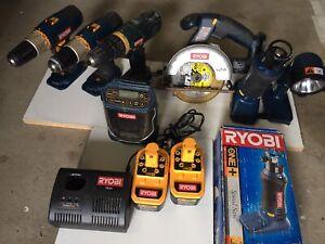 Tools cordless Ryobi