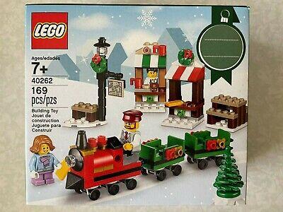 LEGO HOLIDAY 40262 Christmas Train Ride NISB New & Sealed