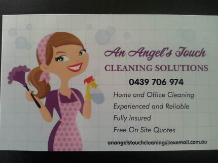 An Angel's Touch Cleaning Solutions Kurri Kurri Cessnock Area Preview