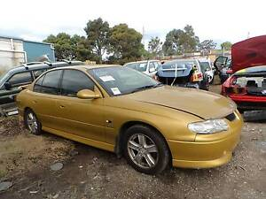 WRECKING / DISMANTLING 2002 HOLDEN VX COMMODORE S PACK V6 AUTO North St Marys Penrith Area Preview