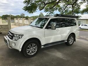 2013 Mitsubishi Pajero VRX Maclean Clarence Valley Preview