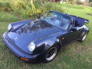 1988 Porsche 911 Carrera widebody cabriolet Kingsford Eastern Suburbs Preview