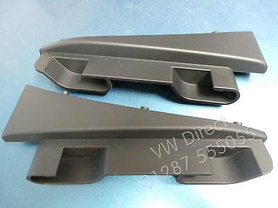 Genuine Audi TT TTRs 8J Coupe Parcel Shelf Luggage Cover C-Pillar Side Brackets