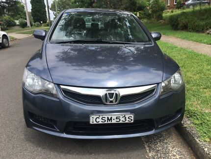 2011 Honda CIVIC Kms-125113 In IMMACULATE Condition Blacktown Blacktown Area Preview