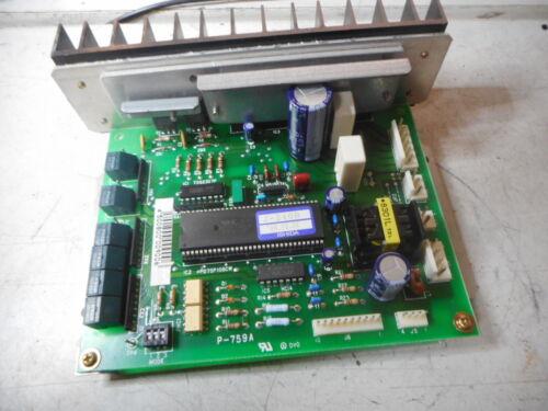 ISHIDA WMINI-MARK II -- Flow Wrapper Driver Board -- P759A -- J240B