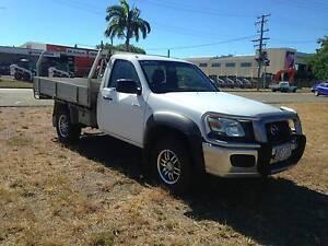 2008 Mazda BT-50 Ute 4WD Hermit Park Townsville City Preview